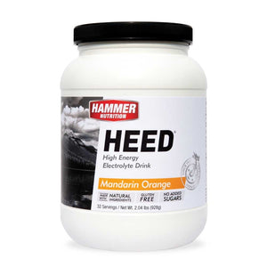 HEED® SPORTS DRINK - Mandarin Orange - 1.5kg