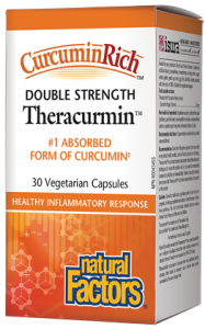 CurcuminRich™ Theracurmin™ Double Strength 60 capsules