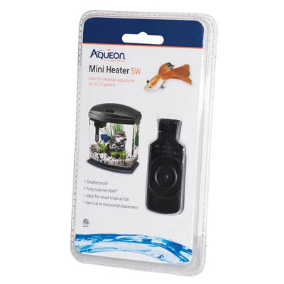 Aqueon Aquatic Flat Heater Mini 5watt - Allans Pet Center