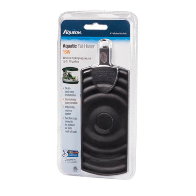Aqueon Aquatic Flat Heater 15 Watts - Allans Pet Center