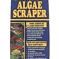 API Long Handled Acrylic Aquarium Algae Cleaner/Scrubber - Allans Pet Center