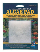 API Doc Wellfish's Hand Held Algae Pad Acrylic Aquariums - Allans Pet Center