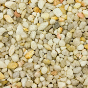 Estes Spectrastone Ocean Beach Pebble Natural Aquarium Gravel 5lb - Allans Pet Center