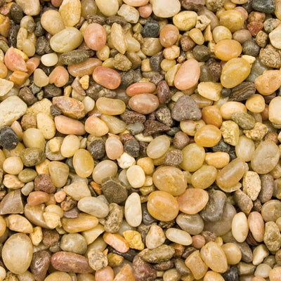 Estes Spectrastone Swift Creek Natural Aquarium Gravel 5lb - Allans Pet Center