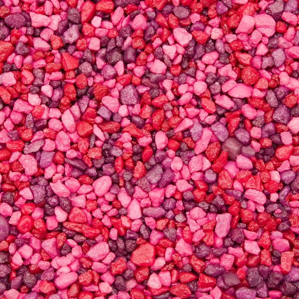 Estes Spectrastone Berry Lake Aquarium Gravel 5lb - Allans Pet Center