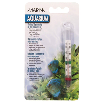 Marina Floating Thermometer - Allans Pet Center