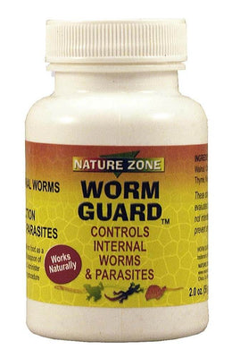 Nature Zone Worm Guard 2oz - Allans Pet Center