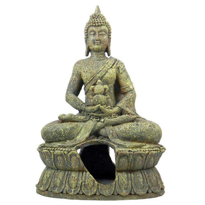 Sitting Buddha (jumbo) - Allans Aquarium And Pet Center