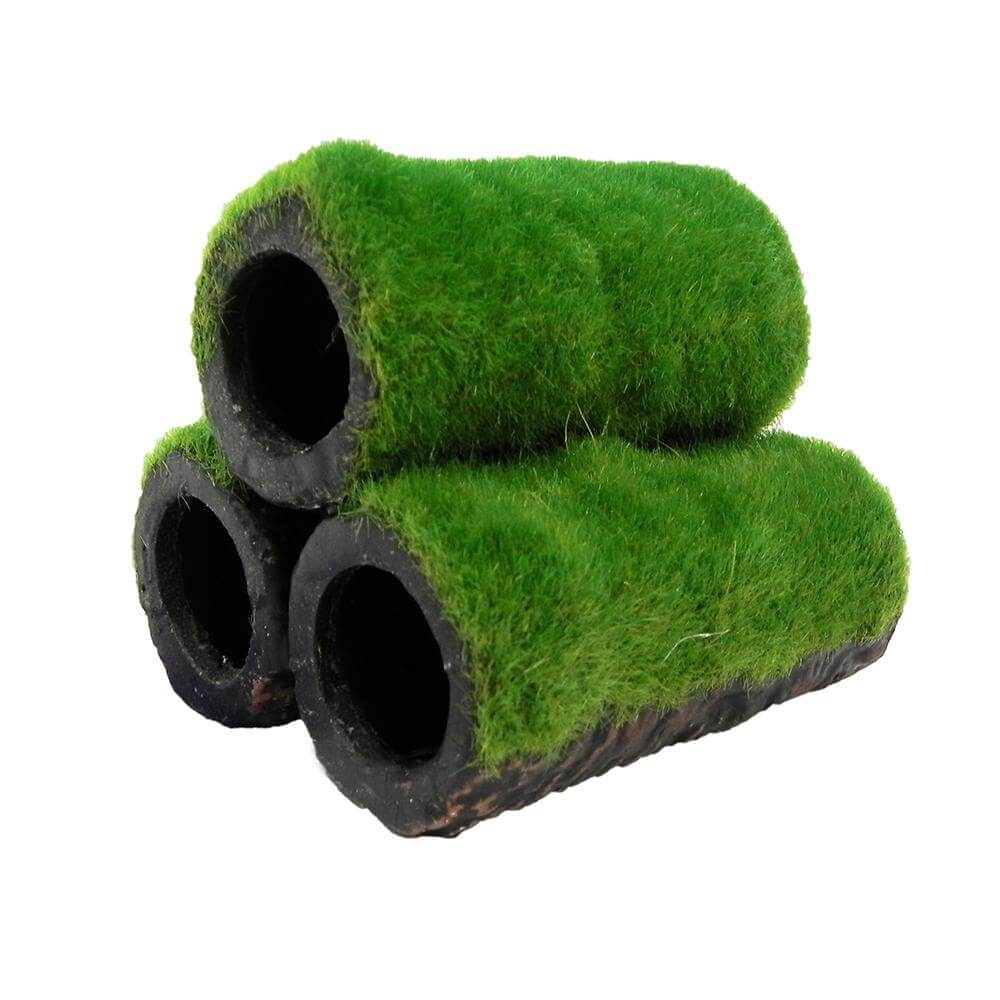Grass Hideaway Pipes - Allans Pet Center