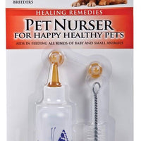 Pet Nurser Feeding Bottle Set - Allans Pet Center