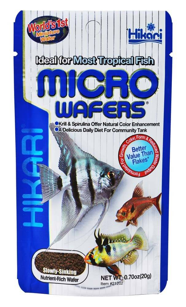 Hikari Micro Wafers - Allans Pet Center