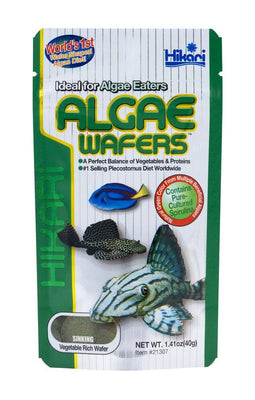 Hikari Algae Wafers - Allans Pet Center