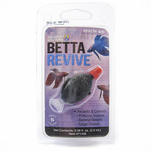 Aquarium Solutions Betta Revive 0.08oz - Allans Pet Center