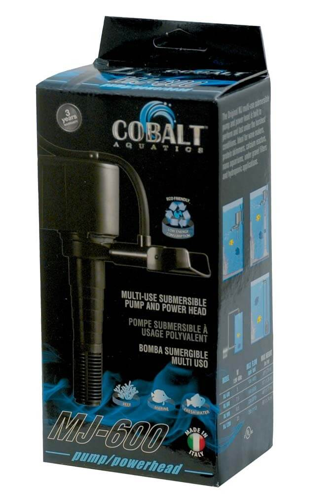 Multi-Use submersible Pump/Powerhead (cobalt) - Allans Pet Center