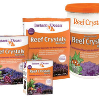 Instant Ocean Reef Crystals Reef Salt 50gal - Allans Pet Center