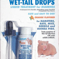 Oasis Wet-Tail Drops diarrhea treatment 1oz - Allans Pet Center