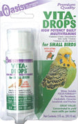 Vita-Drops for small birds (Oasis)