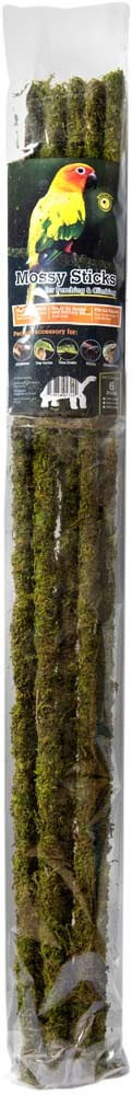 Galapagos Mossy Sticks (6 ct) - Allans Pet Center