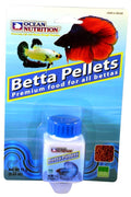 Ocean Nutrition Betta Pellets Premium Food 15gr - Allans Pet Center