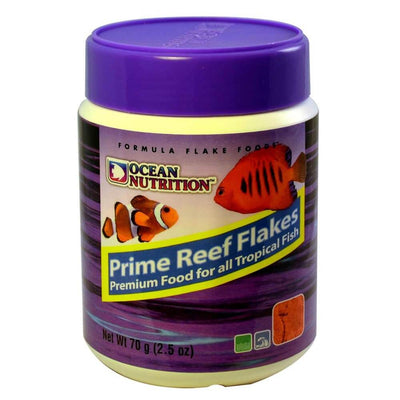 Ocean Nutrition Prime Reef Flakes 2.5oz - Allans Pet Center
