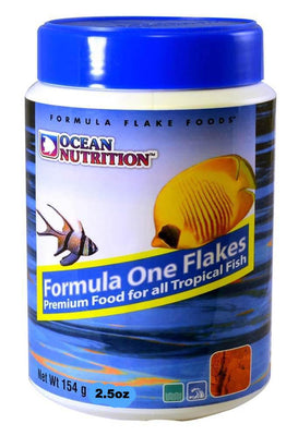 Ocean Nutrition Formula ONE Flakes 2.5oz - Allans Pet Center