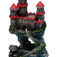 Red Castle (mini) - Allans Pet Center