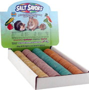 Single Salt Lick (Assorted colors) - Allans Aquarium And Pet Center