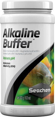 Seachem Alkaline Buffer 300gm/10.6oz - Allans Pet Center