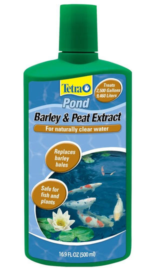 Pond Barley & Peat Extract - Allans Pet Center
