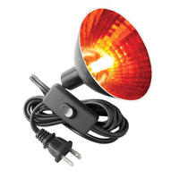 Zilla Mini Halogen Bulb (Red)