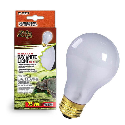 Zilla White Heat Bulb 75w (not spot)