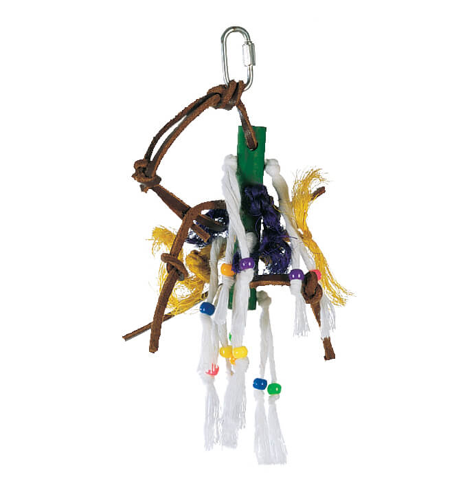 Junglewood small rope toy (Hagen) - Allans Pet Center