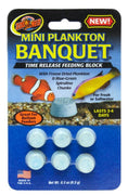 Zoo Med Mini Plankton Vacation Feeding Block (3-4 days)