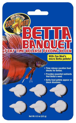 Zoo Med Betta Banquet Block 7day