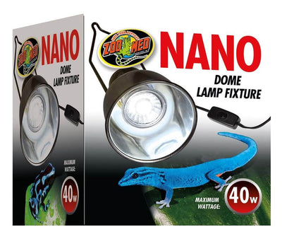 Nano Lamp Fixture by zoo med 40w