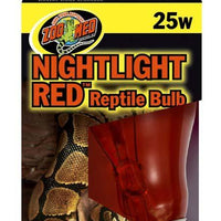 Zoo Med Nightlight Red Bulbs