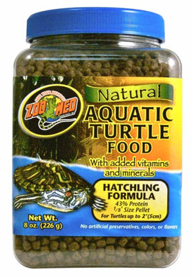 Zoo Med Aquatic turtle Food (hatching Formula)