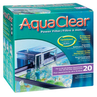 AquaClear Power Filters 20,30,50,70,110 - Allans Pet Center
