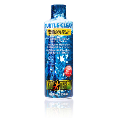 Exo-Terra Turtle Clean 8.4 oz - Allans Pet Center