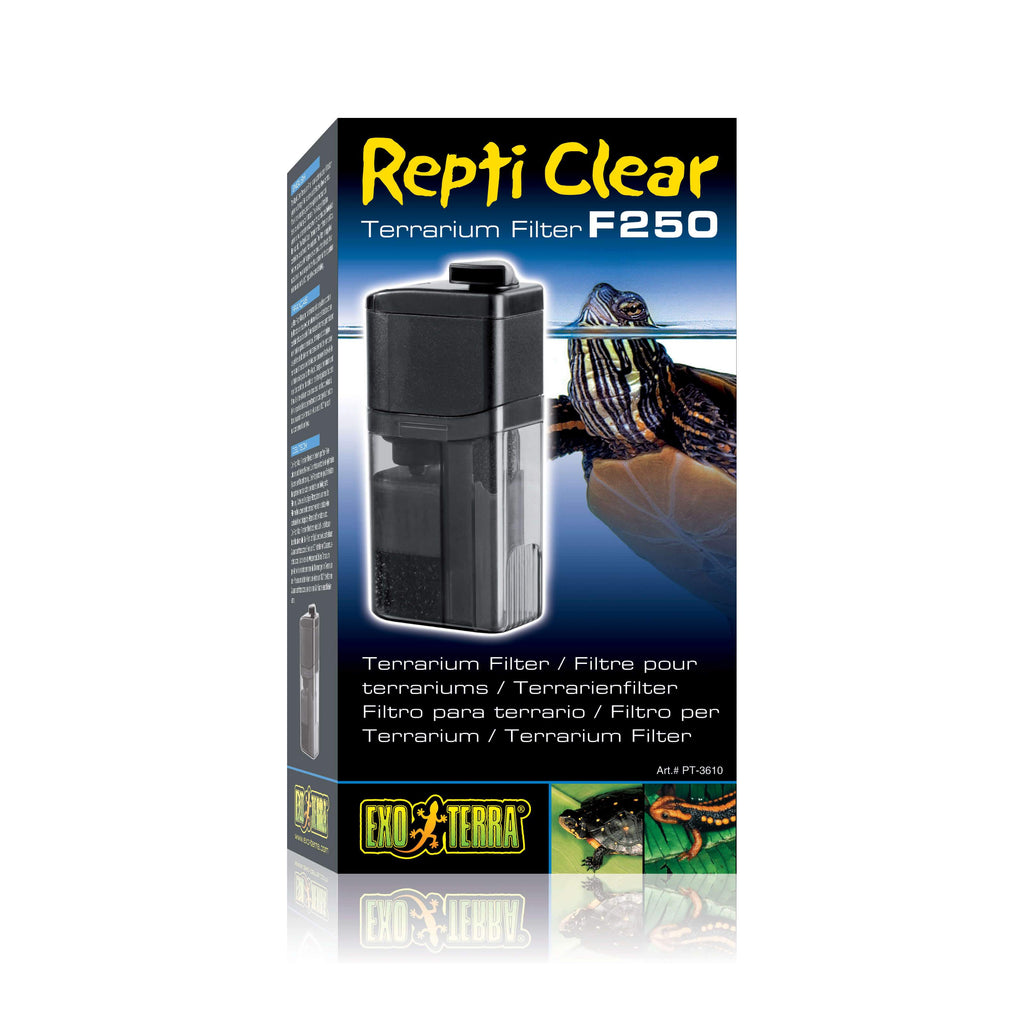 Exo-Terra Repti-Clear Filters - Allans Pet Center