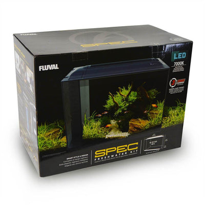 Fluval Spec 16 gal Aquarium Kit - Allans Pet Center