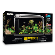 Fluval Spec V Aquarium 5 gal - Allans Pet Center