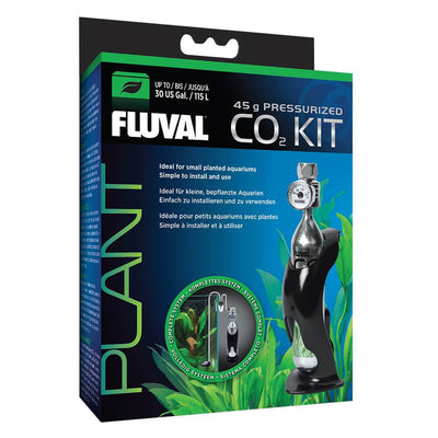 FLUVAL CO2 KIT for up to 30 gallon tanks - Allans Pet Center