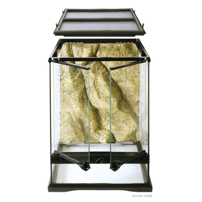 Exo Terra Glass Terrarium 12x12x18 - Allans Pet Center