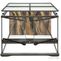 Exo Terra Glass Terrarium 18x18x12 - Allans Pet Center
