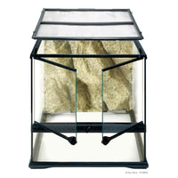 Exo Terra Glass Terrarium 18x18x18 - Allans Pet Center