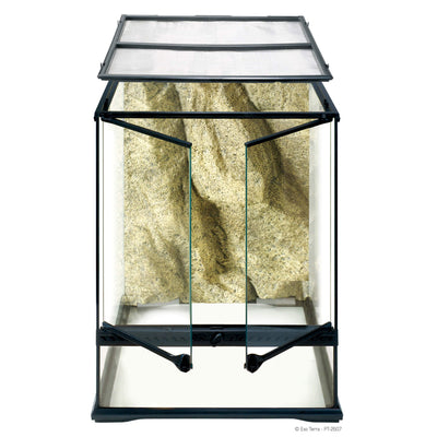 Exo Terra Glass Terrarium 18x18x24 - Allans Pet Center