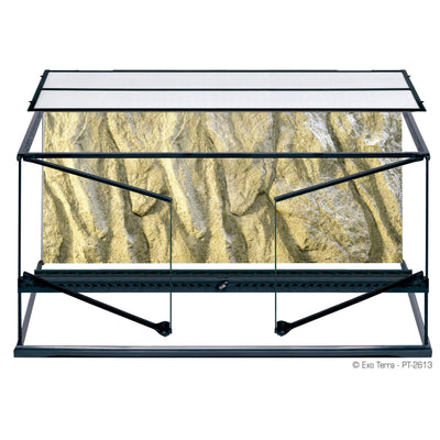 Exo Terra Glass Terrarium 36x18x18 - Allans Pet Center
