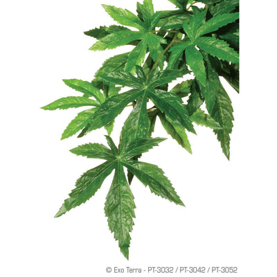 Exo-Terra Silk Jungle Plant (Abutilon) - Allans Pet Center