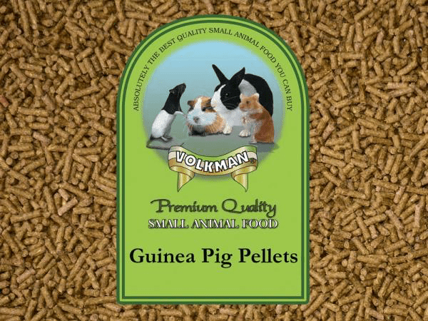Guinea Pig Pellets (volkman) - Allans Pet Center